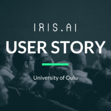 User story - Uni Oulu